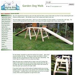 Garden Dogwalk