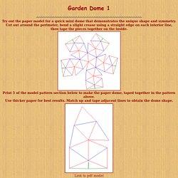 Garden Dome 1