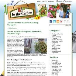 Garden Planning Archive - Inthegardenwithjudy