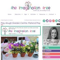 Play dough Garden Centre: Pretend Play