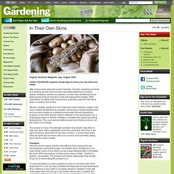 Gardening Australia - In Their Own Skins
