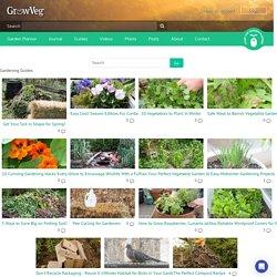 Gardening Guides