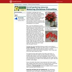 Gardening Resources, Cornell University
