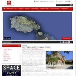 The Gardens at Villa Bologna - Gardens in Malta - Visitmalta - The official tourism website for Malta, Gozo and Comino.