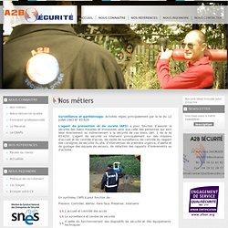 Nos métiers, Securite privee Lyon, gardiennage surveillance Lyon, agent cynophile, maitre chien, securite incendie, Lyon, Rhone alpes - A2B SECURITE