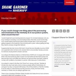 Shane Gardner for Sheriff