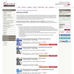 Garnet Education - Moving into ESAP