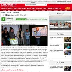 La Garonne à la loupe - 20/10/2009 - ladepeche.fr