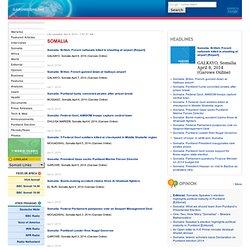 Garowe Online - Somalia