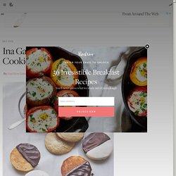 Ina Garten's Black & White Cookies Recipe