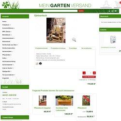 Gärtnertisch im Gartenshop von meingartenversand.de
