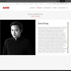 Gary Chang, Alessi designer