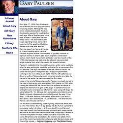 Gary Paulsen Info