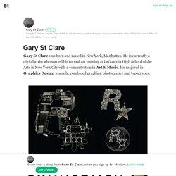 Gary St Clare – Gary St Clare – Medium