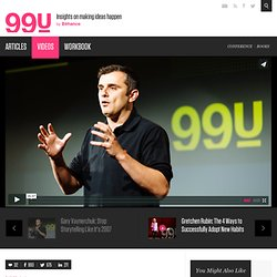 Gary Vaynerchuk: Stop Storytelling Like It's 2007