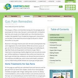 Gas Remedies