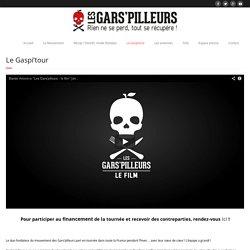 Le Gaspi'tour - Les Gars'pilleurs