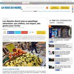 Les députés disent stop au gaspillage alimentaire: ses chiffres, son impact, des gestes pour l'éviter