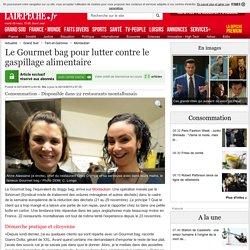 Le Gourmet bag pour lutter contre le gaspillage alimentaire - 02/12/2015 - ladepeche.fr