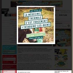 WHATSUPDOC 31/08/17 Gaspillage alimentaire : Les Hôpitaux du coeur - Après Le Mans, Vierzon s'y met
