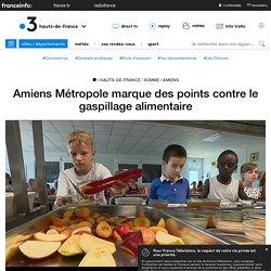 FRANCE 3 04/07/18 Amiens Métropole marque des points contre le gaspillage alimentaire