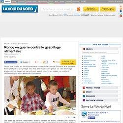 LA VOIX DU NORD 22/05/13 Roncq en guerre contre le gaspillage alimentaire