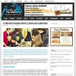 ACTU88 06/04/14 Le Smd part en guerre contre le gaspillage alimentaire !