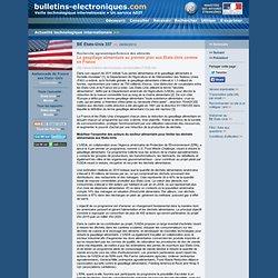 BE Etats-Unis 337 >> 28/06/2013 Le gaspillage alimentaire au premier plan aux Etats-Unis comme en France