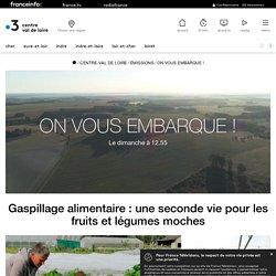 FRANCE 3 CENTRE 30/10/20 Gaspillage alimentaire : une seconde vie pour les fruits et légumes moches