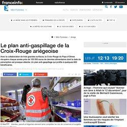 FRANCE 3 MIDI PYRENEES 26/04/15 Le plan anti-gaspillage de la Croix-Rouge ariégeoise