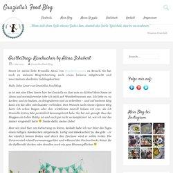 Gastbeitrag: Käsekuchen by Alena Schubert - Graziella's Food Blog