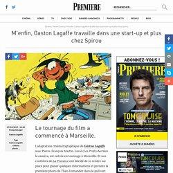 M'enfin, Gaston Lagaffe travaille dans une start-up et plus chez Spirou