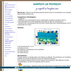Gaston le poisson