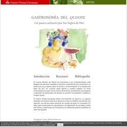 Gastronomía del «Quijote».