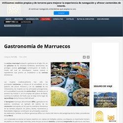 Gastronomía - Turismo Marruecos.net