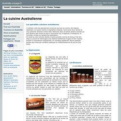 Australie : Cuisine et gastronomie Australienne