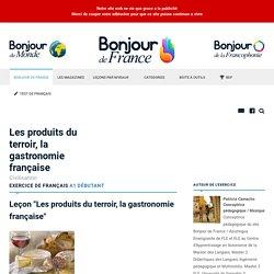 La gastronomie française - A1