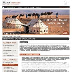 Guide sur la gastronomie au Maroc - Etapes Marocaines