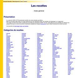 La Gastronomie Française - Recettes