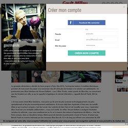 Metro roule en bleu - Toute l'actualité gastronomie et vin sur Gaultmillau.fr
