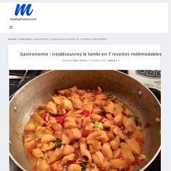 Gastronomie : (re)découvrez le lambi en 7 recettes indémodables - Mediaphore