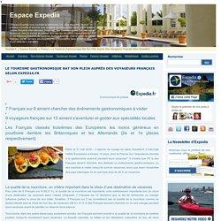 Le Tourisme Gastronomique Bat Son Plein Auprès Des Voyageurs Français Selon Expedia.fr
