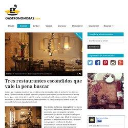 Gastrónomos & Periodistas