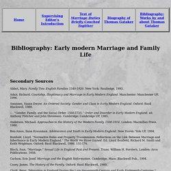 Gataker_Marriage_Duties_Bibliography_2