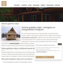 Gatavas guļbūves mājas - Guļbūves Filwud.com