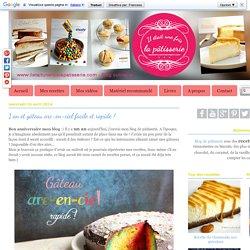 1 an et gâteau arc-en-ciel facile et rapide ! : Il était une fois la pâtisserie