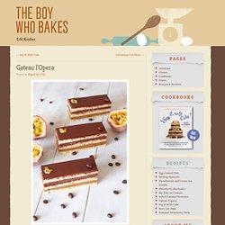 The Boy Who Bakes / Edd Kimber