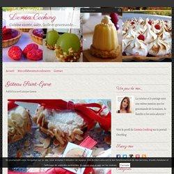 Gâteau Saint-Epvre - Lieméa Cooking