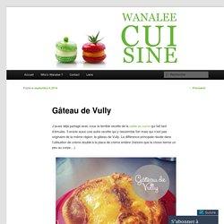 Wanalee cuisine…
