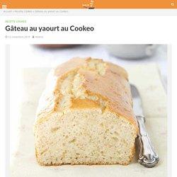 Gâteau au yaourt au Cookeo » Recette Cookeo